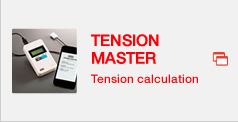 TENSION MASTER Tension calculation